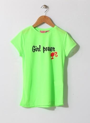 Barbie Tişört Yeşil